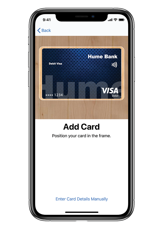 Adding your card to Apple Pay is simple, here's how