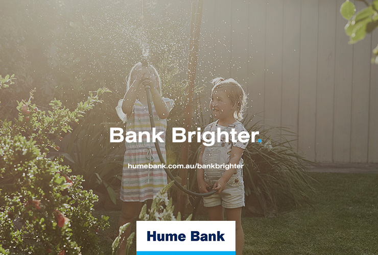 Welcome to the Brighter side of banking.