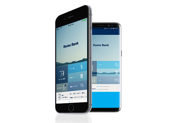 Hume Bank's App