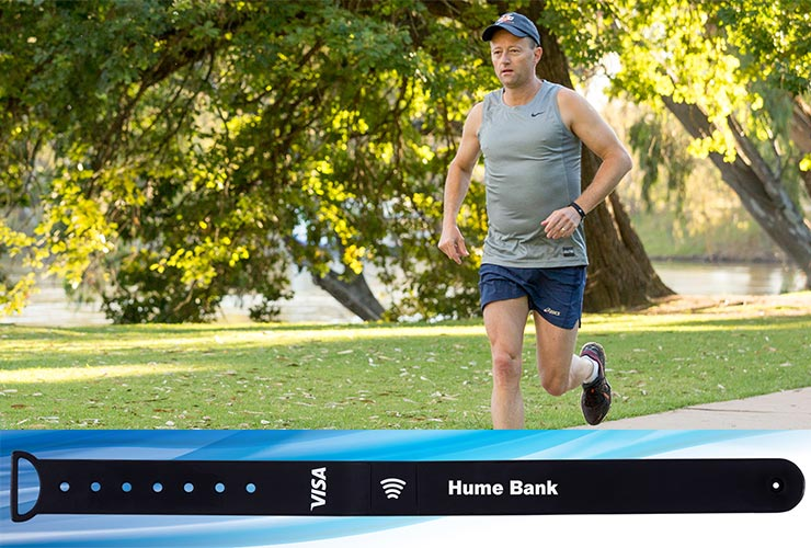 The New Way to Pay Wherever You May Be | Hume Active Bands