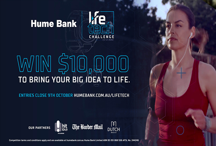 Hume Bank Launches Tech Challenge to Change Lives