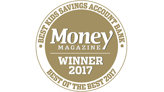"<span style=""line-height: initial;"">Money Magazine's Best Kids Savings Account</span>"