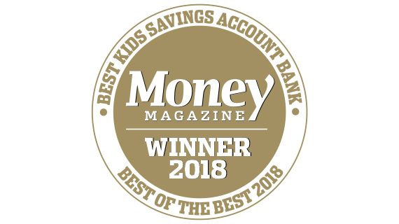 Money Magazine's Best Kids Savings Account